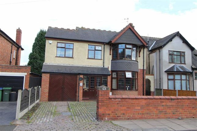 Detached house for sale in Castle Road, Tipton