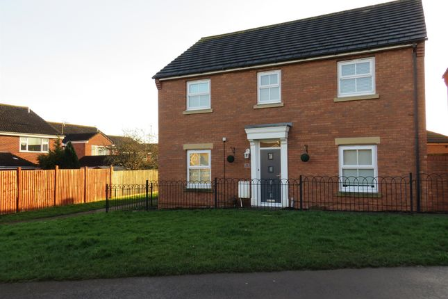 Thumbnail Detached house for sale in All Saints Close, Longwell Green, Bristol