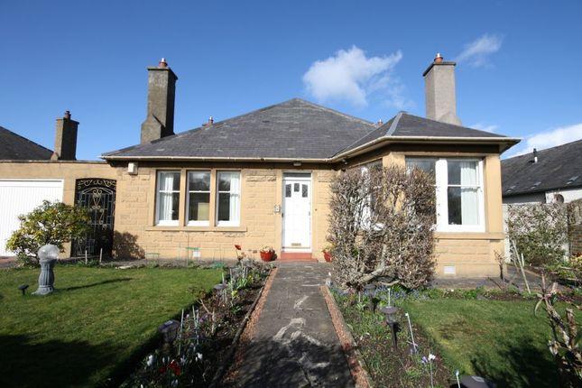 Thumbnail Bungalow for sale in 9 Southfield Road West, Duddingston, Edinburgh