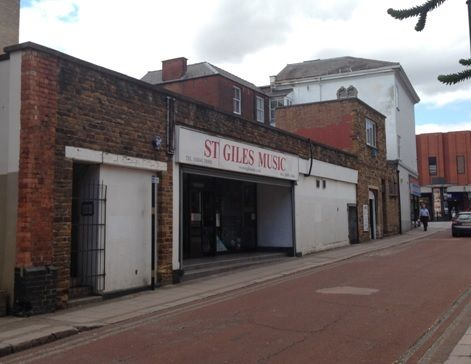 Thumbnail Restaurant/cafe to let in St Giles Terrace, Northampton