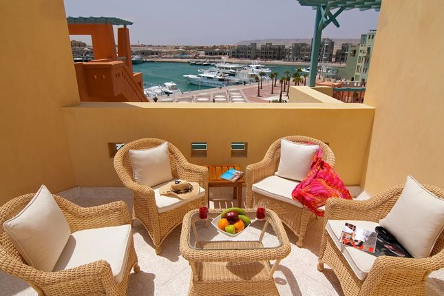 Thumbnail Apartment for sale in New Marina, El Gouna, Egypt