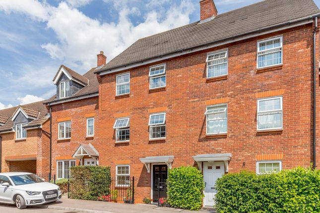 Thumbnail Town house for sale in Gibbards Close, Bedford, Bedford
