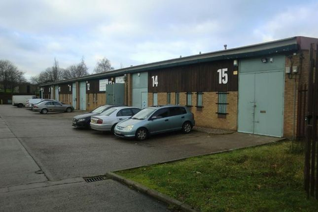 Thumbnail Light industrial to let in Boulton Industrial Estate, Icknield Street, Hockley, Birmingham, West Midlands