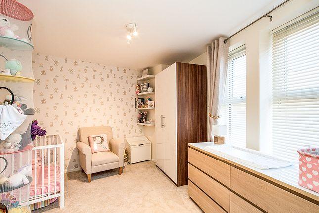 Bedroom Two of Manila House, Sealy Way, Apsley, Hemel Hempstead, Hertfordshire HP3