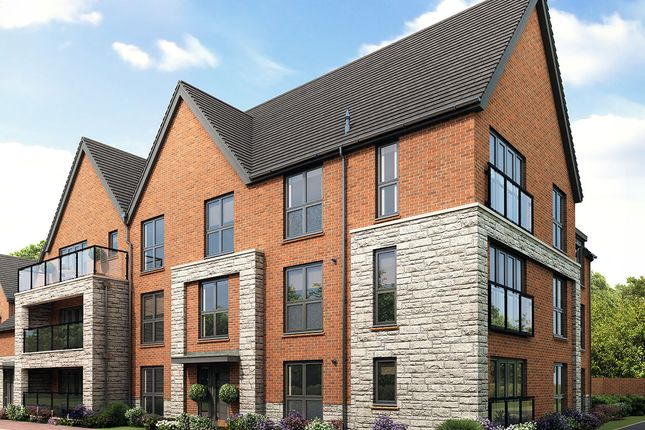 """Thumbnail Flat for sale in """"Apartment Type 5A"""" at Begbrook Park, Frenchay, Bristol"""