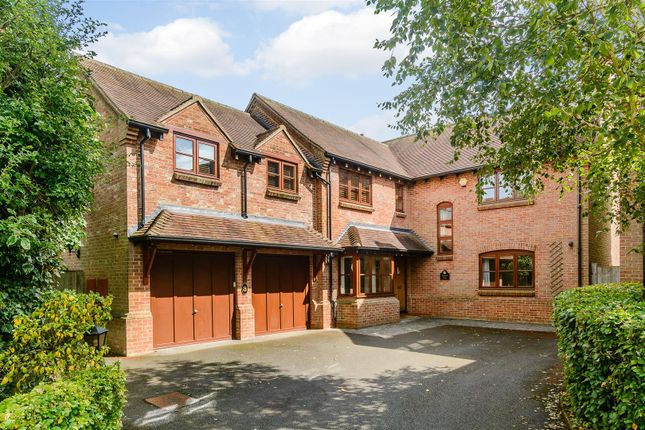 Thumbnail Detached house for sale in Farm Close, Harbury, Leamington Spa, Warwickshire