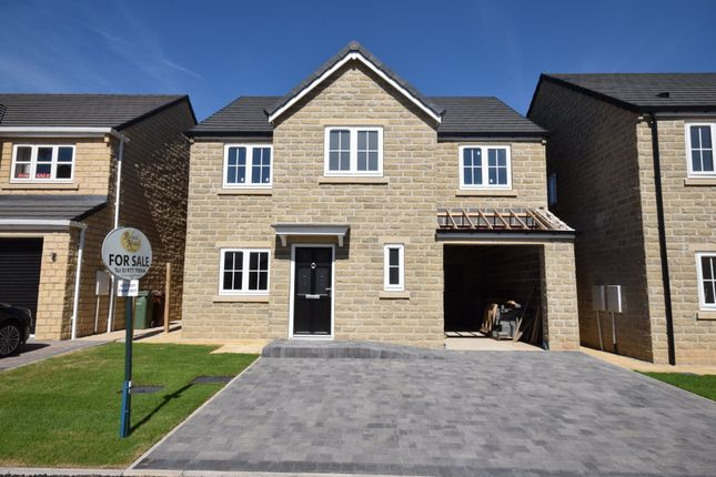 Thumbnail Detached house for sale in Hawthorne Way, Limetrees, Pontefract