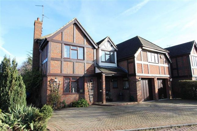 Thumbnail Detached house for sale in Withypool, Shoeburyness, Essex