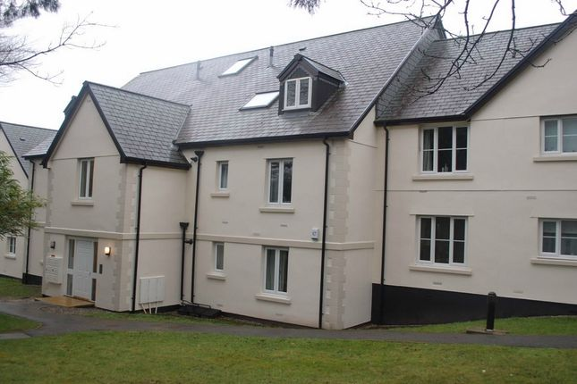 Thumbnail Flat to rent in Doublegates, St Austell, Cornwall