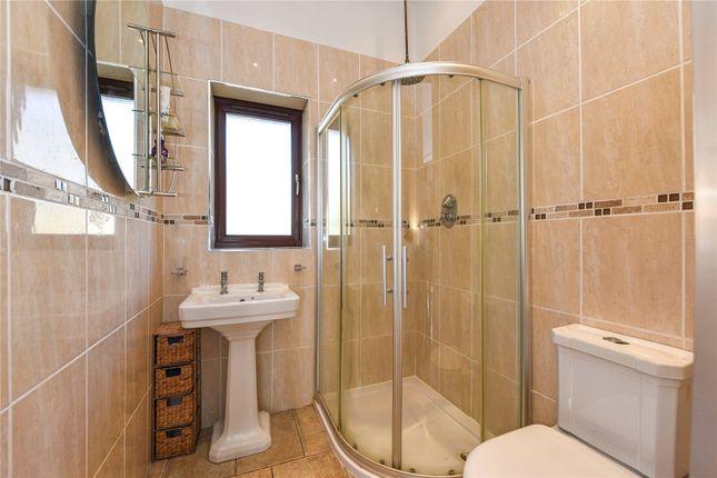Shower Room of Sway Road, Pennington, Lymington, Hampshire SO41