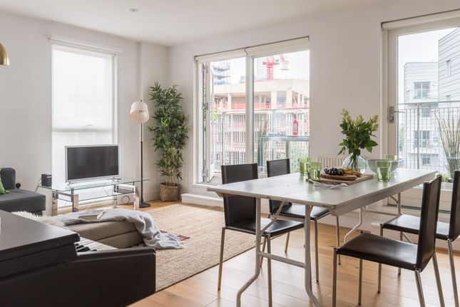 Thumbnail Flat to rent in Branch Place, London