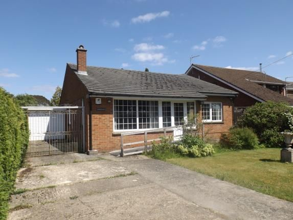 Thumbnail Bungalow for sale in Blackfield, Southampton, Hampshire