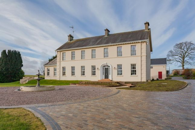 Thumbnail Detached house for sale in Belfast Road, Magheralin