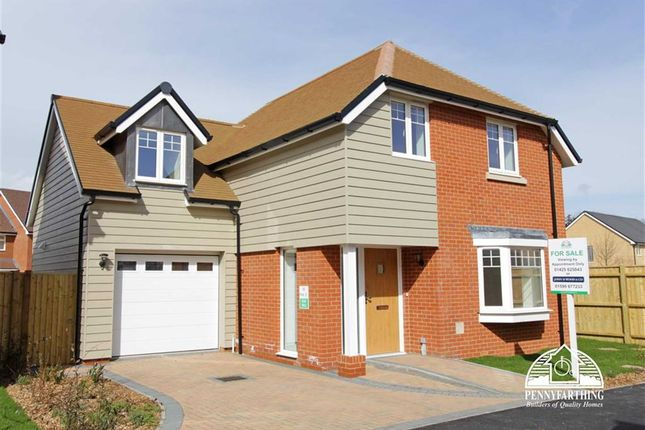 Property for sale in Ramley Road, Pennington, Lymington