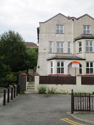Thumbnail Semi-detached house for sale in High Street, Rhymney, Tredegar