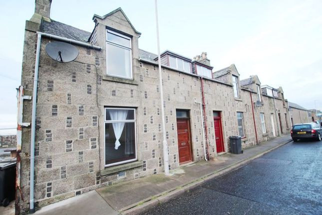 Thumbnail End terrace house for sale in 13, Denmark Street, Fraserburgh AB439Ey
