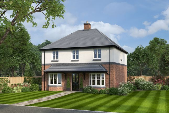 Thumbnail Detached house for sale in Ledbury Road, Ross-On-Wye, Herefordshire