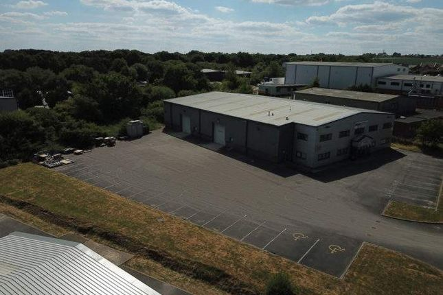 Thumbnail Light industrial for sale in Delves Road, Heanor Gate Industrial Estate, Heanor