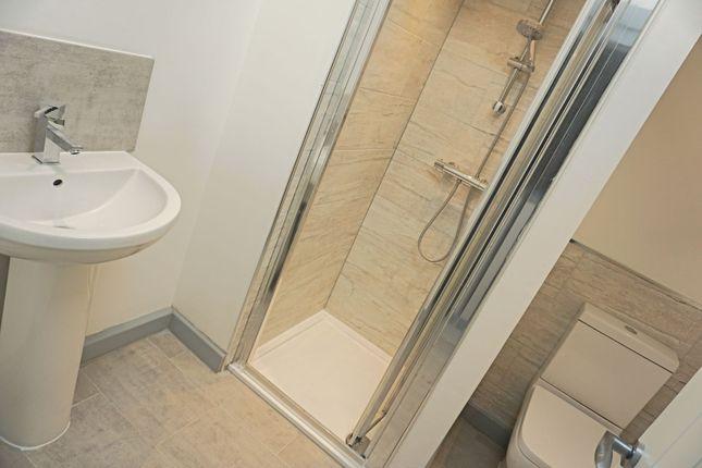 Shower Room of Saunders Road, Blackburn BB2