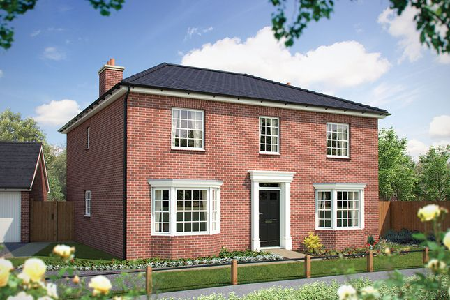 """Thumbnail Detached house for sale in """"The Winchester"""" at Main Street, Tingewick, Buckingham"""