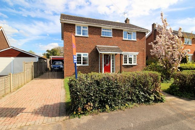 Thumbnail Detached house for sale in Lodge Road, Locks Heath, Southampton