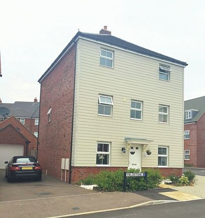 Thumbnail Detached house to rent in Fieldstone, Houghton Regis, Dunstable