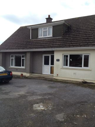 Thumbnail Detached bungalow to rent in Llandissilio, Clunderwen