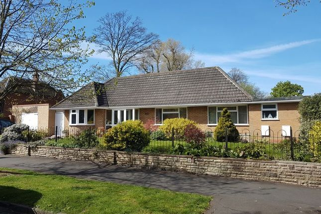 Thumbnail Detached bungalow for sale in Selly Oak Road, Bournville, Birmingham