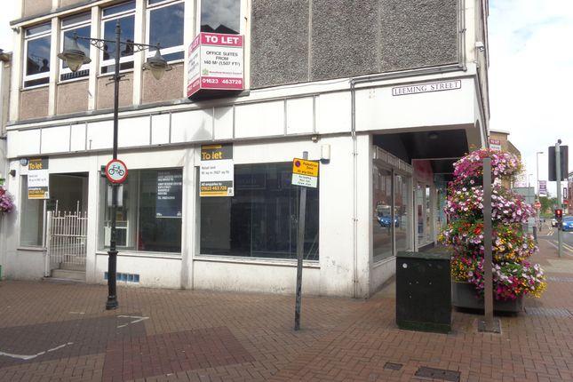 Thumbnail Retail premises to let in Leeming Street, Mansfield