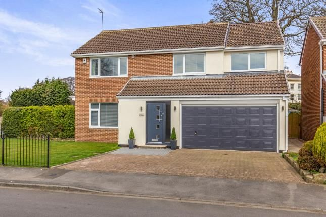 Thumbnail Detached house for sale in Malvern Drive, Stokesley, North Yorkshire