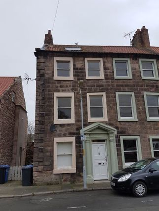 Thumbnail End terrace house to rent in Palace Green, Berwick-Upon-Tweed