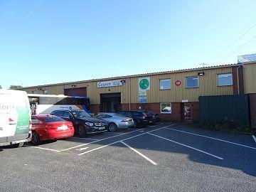 Thumbnail Industrial for sale in Prydwen Road, Fforestfach Industrial Estate, Swansea