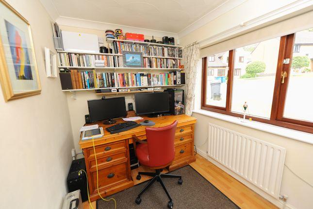 Study of Treeneuk Close, Ashgate, Chesterfield S40