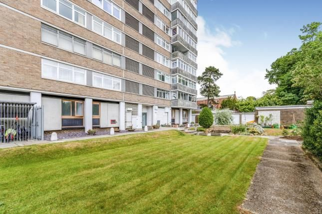 Garden of Bassett Avenue, Southampton, Hampshire SO16