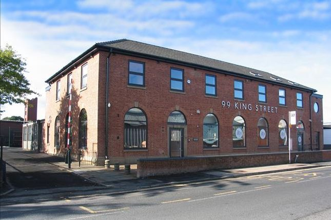 Thumbnail Office to let in Office 1, 99 King Street, Bolton, Lancashire