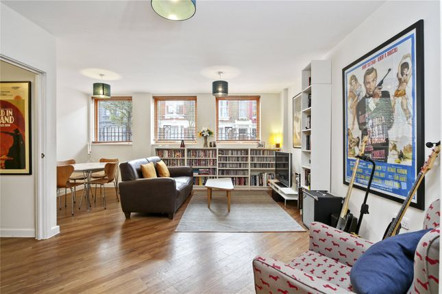 Thumbnail Flat for sale in Scholars House, Glengall Road, London