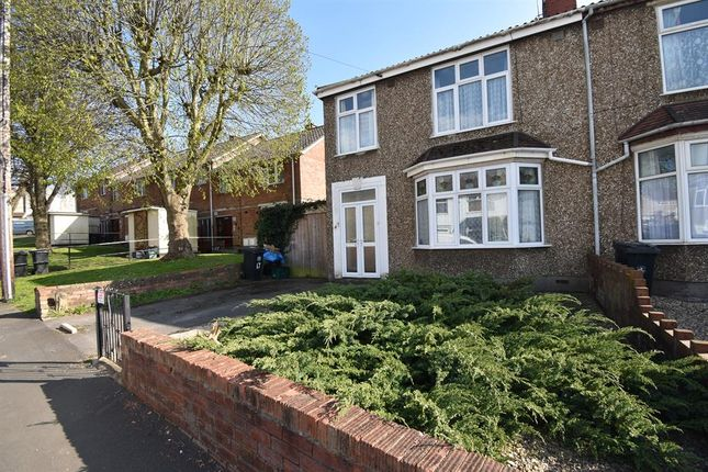 Thumbnail Semi-detached house for sale in Hudds Vale Road, St George, Bristol