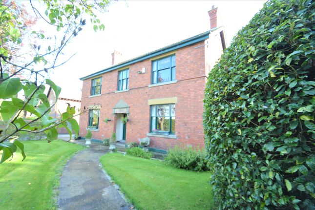 Thumbnail Detached house for sale in Stocks Lane, Over Peover, Knutsford