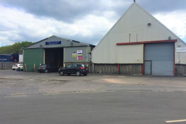Thumbnail Industrial to let in Unit, Former Anstey Transport Depot, Chittening Trading Estate, Avonmouth