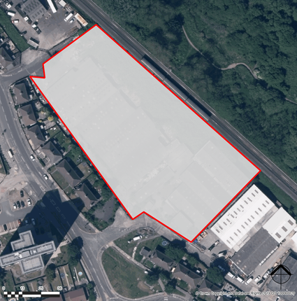 Thumbnail Land to let in Sandy Lane, Liverpool, Open Storage Land
