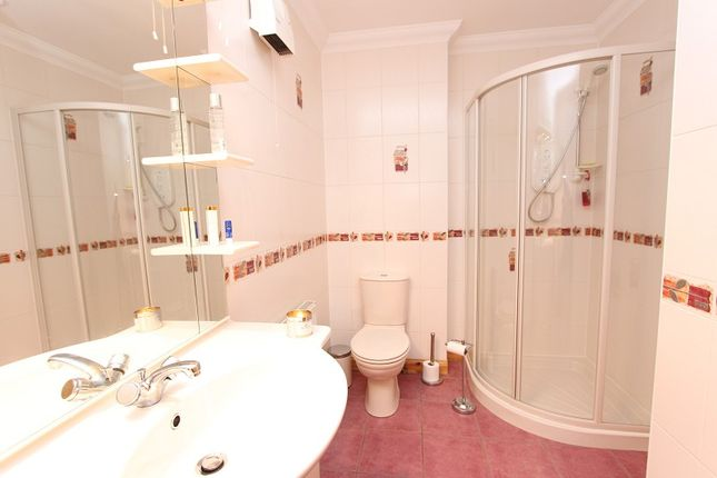 Shower Room of 5 Cononbrae Close, Conon Bridge, Dingwall IV7