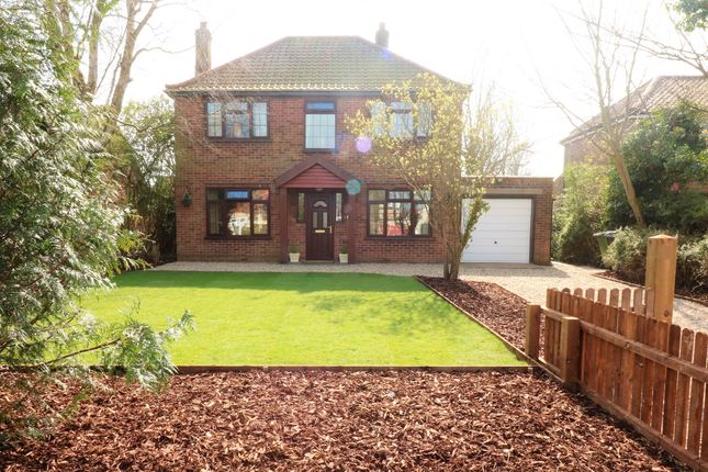 Thumbnail Detached house for sale in School Lane, Toftwood
