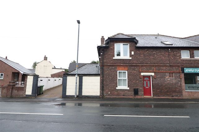 Thumbnail End terrace house for sale in The Green, Houghton, Carlisle, Cumbria