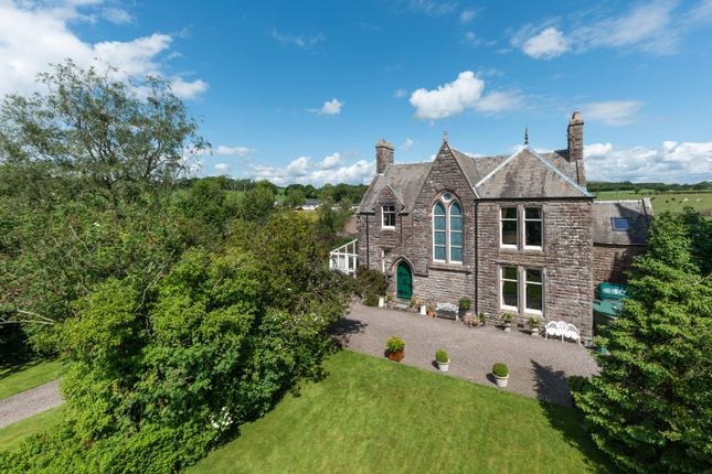 Thumbnail Detached house for sale in Kirtleside, The Old Manse, Waterbeck, Lockerbie, Dumfries And Galloway