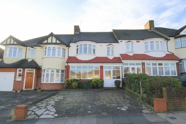 Thumbnail Terraced house for sale in Seafield Road, London