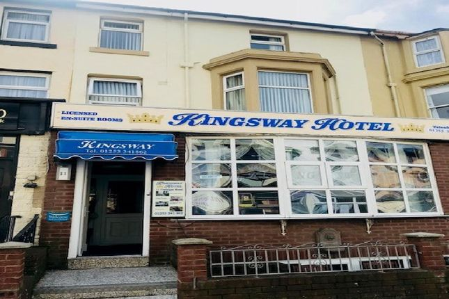 Thumbnail Hotel/guest house for sale in Trafalgar Road, Blackpool