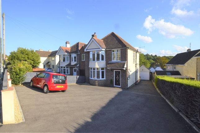 Thumbnail Detached house for sale in Cainscross Road, Stroud, Gloucestershire