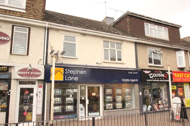 Thumbnail Flat to rent in Furtherwick Road, Canvey Island