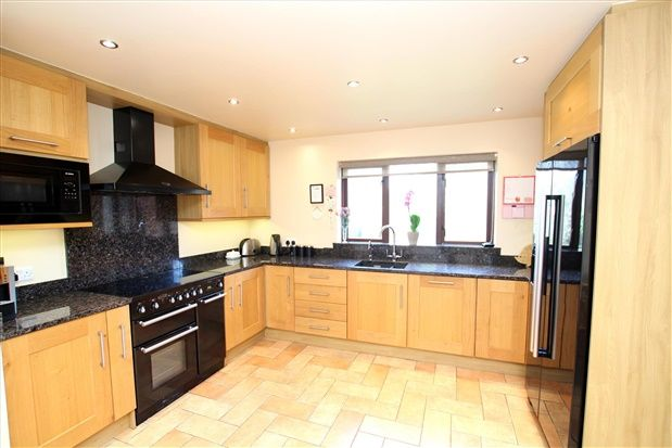 Kitchen of Muirfield Close, Preston PR2