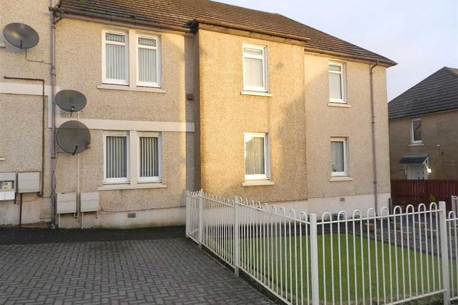 Thumbnail Flat for sale in Baird Terrace, Harthill, Shotts